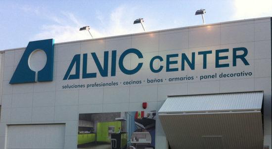 Alvic Center Nave