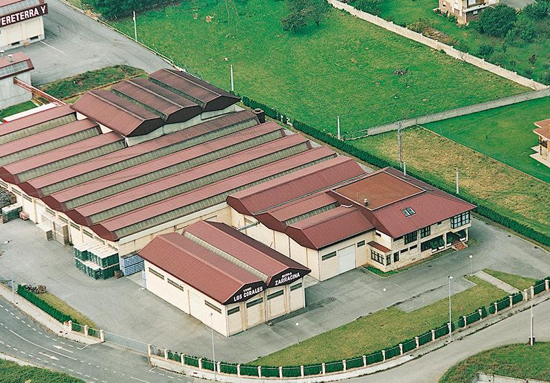Industrial Zarracina