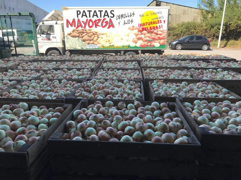 Patatas Mayorga