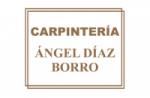 Carpintería Ángel Díaz Borro