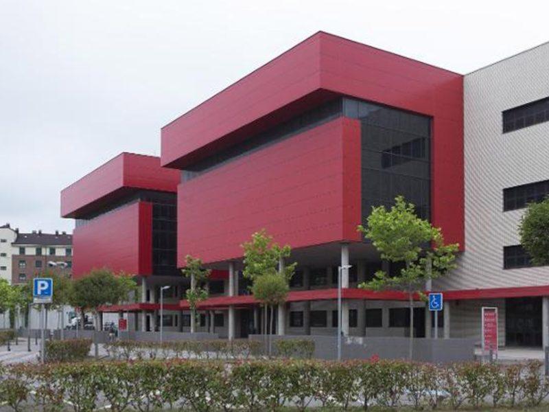 Centro de Servicios Roces - Porceyo