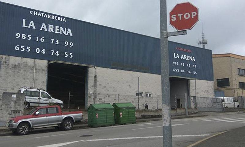 Chatarrería La Arena