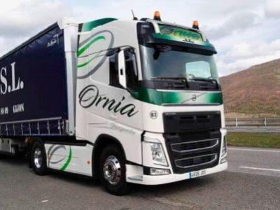 Transportes Ornia