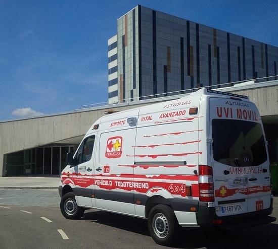 Ambulancias Gijón
